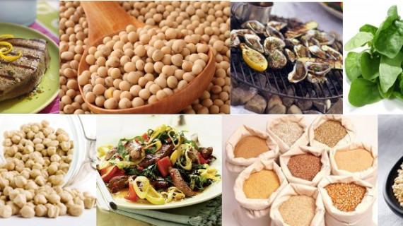 8 Храни богати на желязо