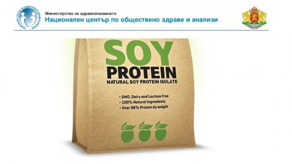 Соев протеин- Вреден или не ? Мнение на специалист