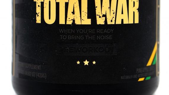 Представяне на RedCon1 Total War