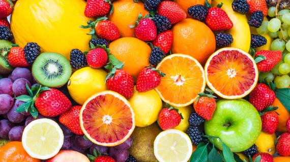 6 Основни витамина и минерала