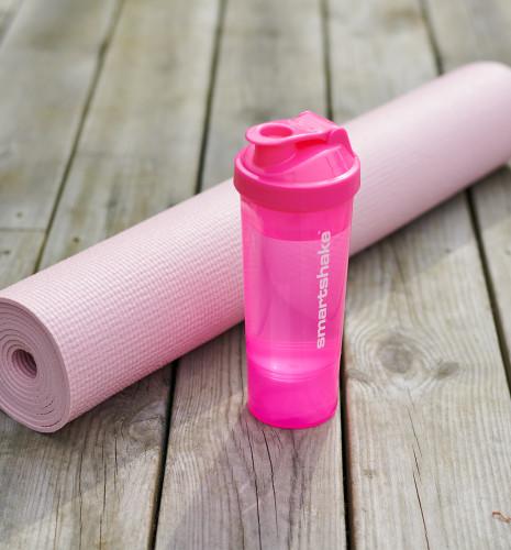 Pink Neon 500ml SmartShake 2