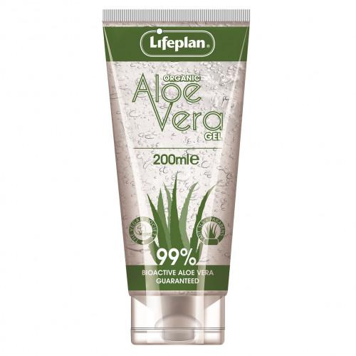 Aloe Vera Gel 200ml Organic 1