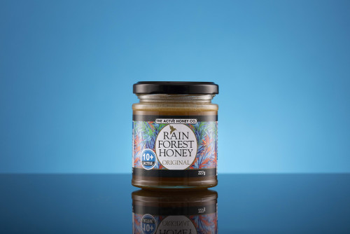 Rainforest Honey Active 10+ 227g 3