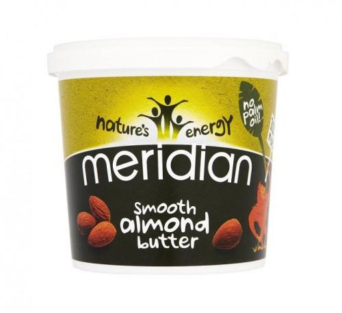 Бадемово масло 1kg Meridian Foods 1