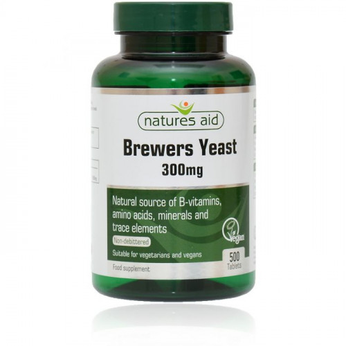 Brewers Yeast 300mg 1