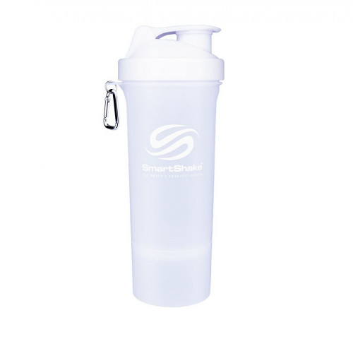 Slim White 500 ml Smartshake 1