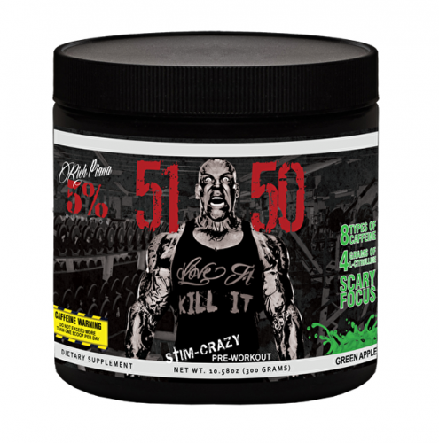 51/50 %5 Nutrition Rich Piana 1