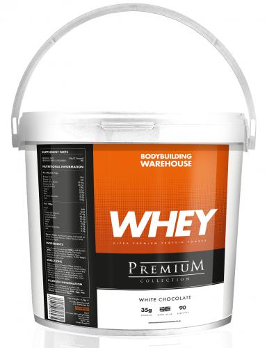 Premium Whey 4.5kg + подарък шейкър BodybuildingWarehouse 1