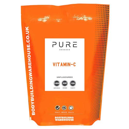 Vitamin C 1000mg Bodybuilding Warehouse 1