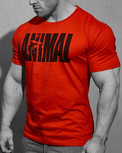 Animal Iconic T-Shirt Red 4