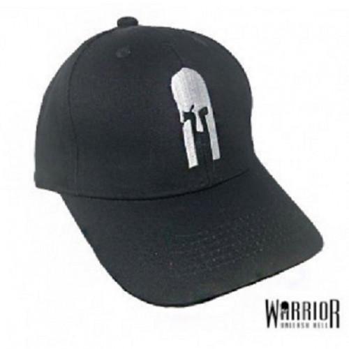 Warrior Cap - Black 1