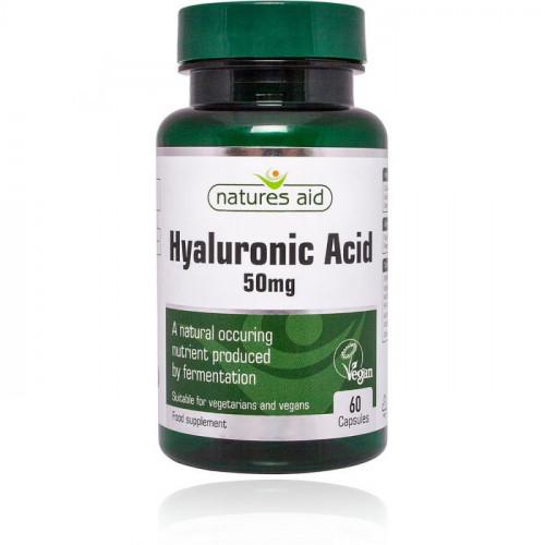 Хиалуроновата киселина Natures Aid 1