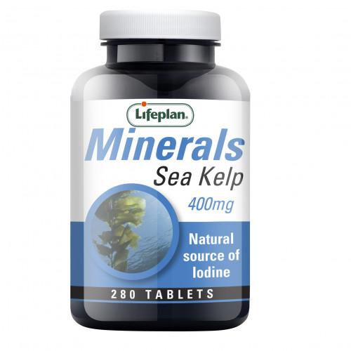 Sea Kelp 400mg / Кафяви водорасли Келп 1