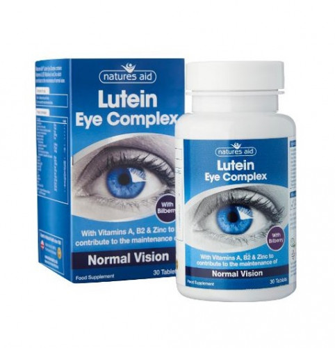 Lutein Eye Complex Natures Aid 1