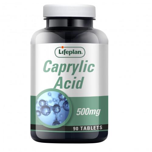 Caprylic Acid MCT / Каприлова Киселина 1