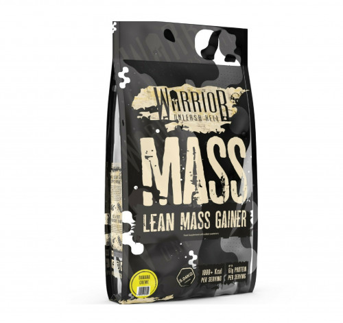 Warrior Mass Lean Mass Gainer - 5kg 1