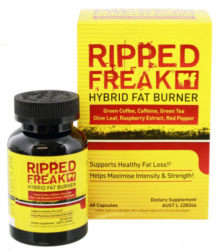 Pharma Freak Ripped Freak 60 капсули 1