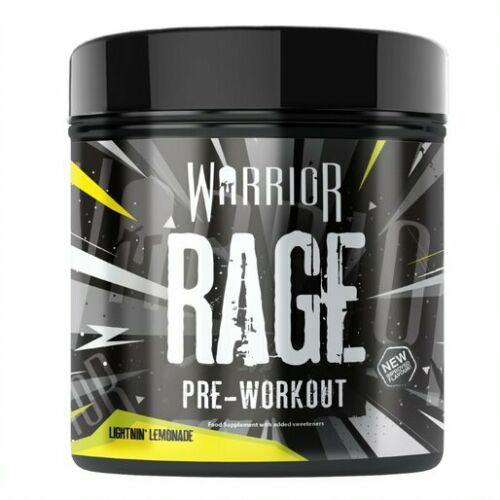 Warrior Rage 1