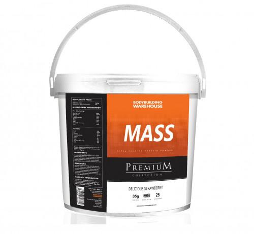 Premium Mass 4kg Bodybuilding Warehouse 1
