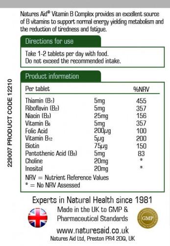 Vitamin B Complex 3