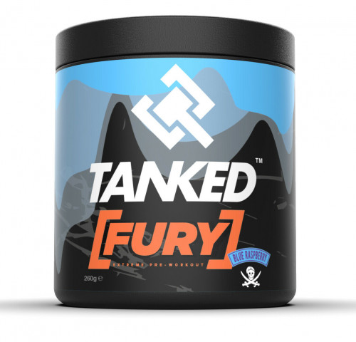 Tanked FURY - 40 Servings 1