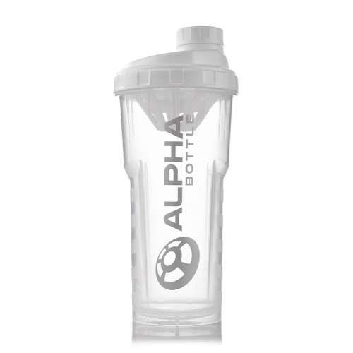 Alpha Bottle 750ml White 1
