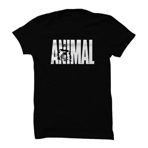 Animal Iconic T-Shirt Black 1
