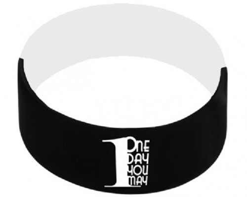 Rich Piana 5% Nutrition Wrist Band 1 Day You May Design 1