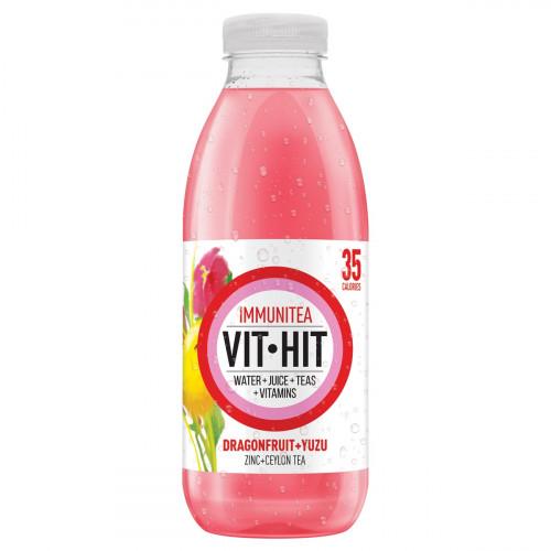VIT HIT Immunitea 12x500ml 1
