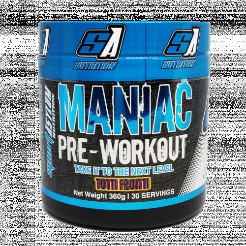 Maniac V2 1