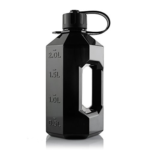 Alpha Bottle XXL - 2400ml Water Jug 2