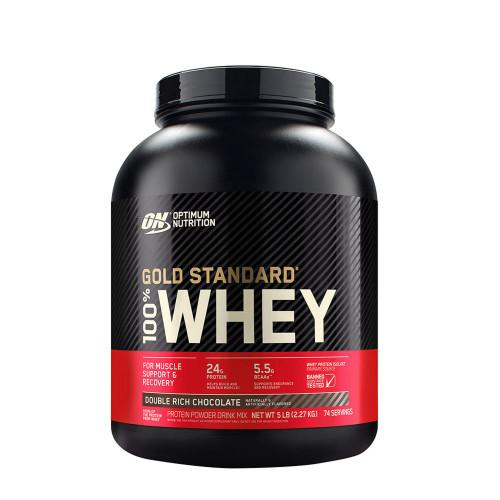 Optimum Nutrition Gold Standart 100% Whey 2.27kg 1