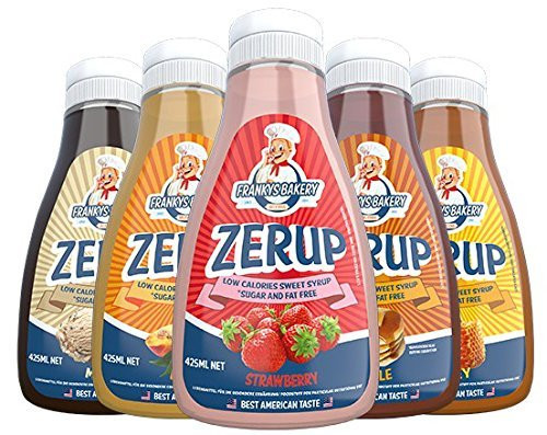ZERUP 425ml Frankys Bakery 1