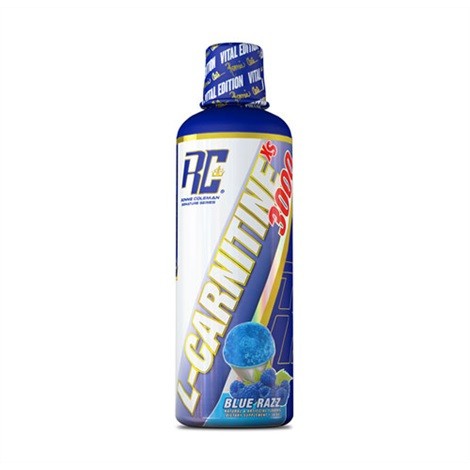 L-Carnitine XS Liquid 465ml Ronnie Coleman 1