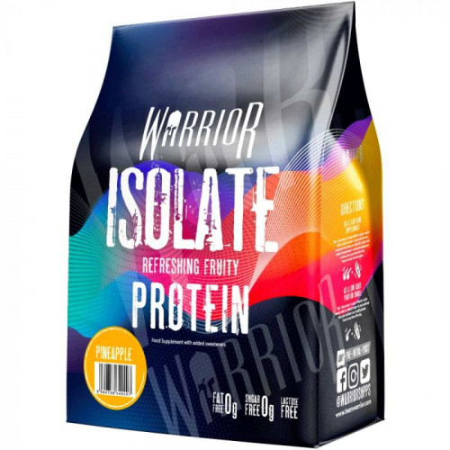 Warrior Whey Isolate 1