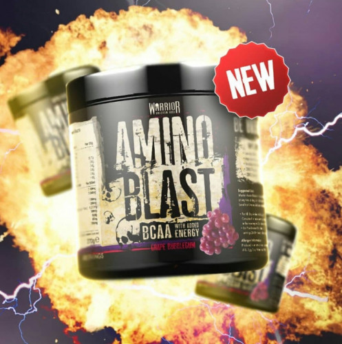 Warrior Amino Blast 2