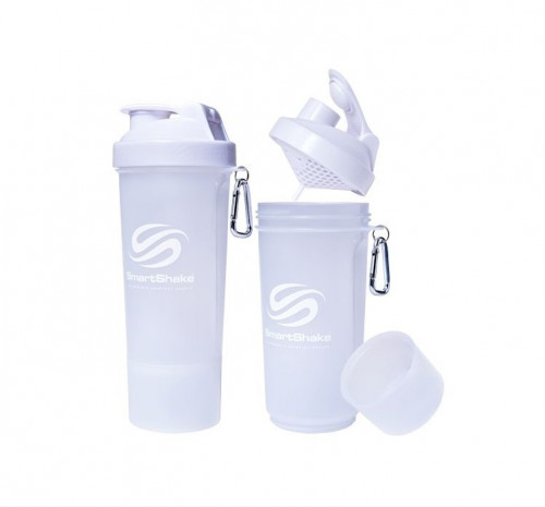 Slim White 500 ml Smartshake 2