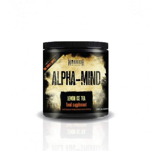 Warrior Alpha Mind 1