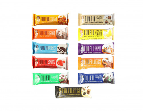 Vitamin & Protein Bar Fulfil 1