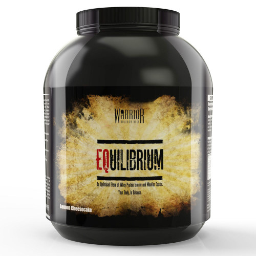 Warrior Equilibrium Whey and Casein Protein Powder 1