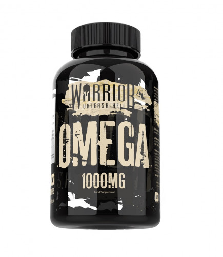 Warrior Omega 3 Fish Oils 1000mg 1