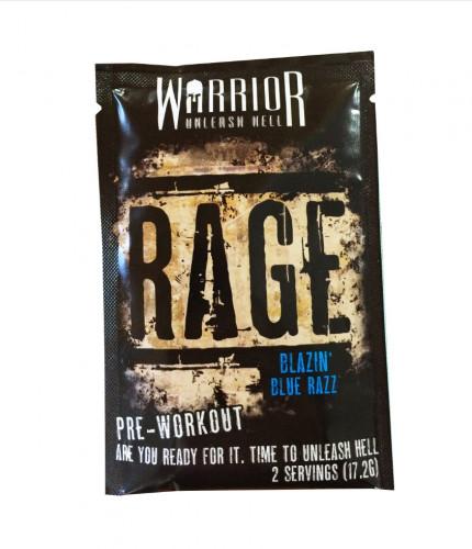 Warrior Rage 2 дози мостра 1