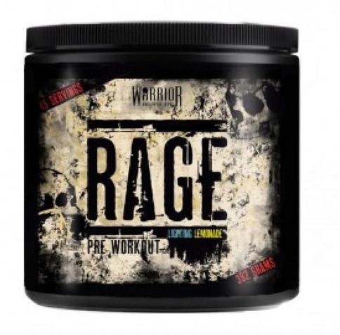 Warrior Rage (Стара визия) 1