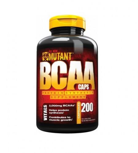 Mutant BCAA Капсули 1