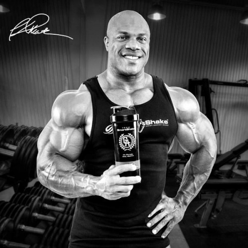 Phil Heath Signatures 800ml SmartShake 2