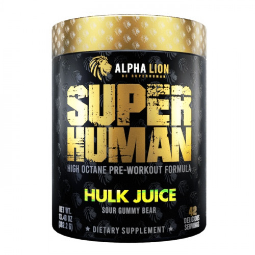 Alpha Lion SuperHuman® 2020Formula 1