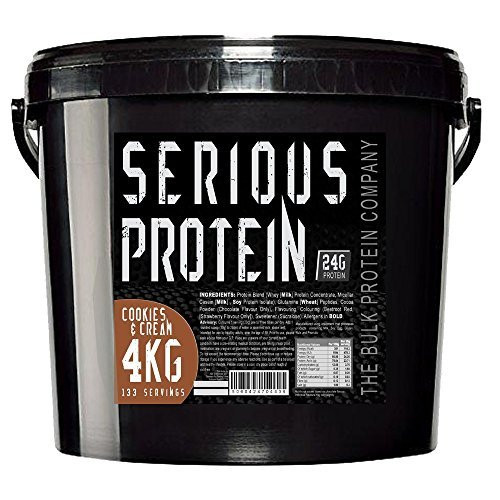 The Bulk Protein Company Serious Protein 4 kg 1
