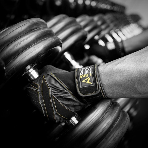 Premium Lifting Gloves / Ръкавици Dedicated Nutrition 3