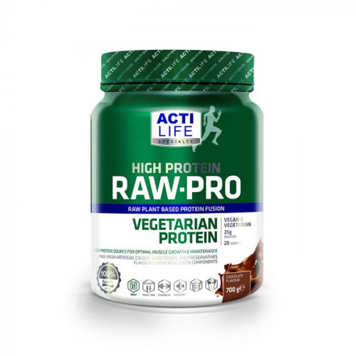 USN Raw Pro Vegetarian Protein 1