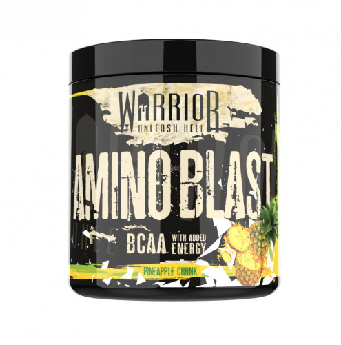 Warrior Amino Blast 1